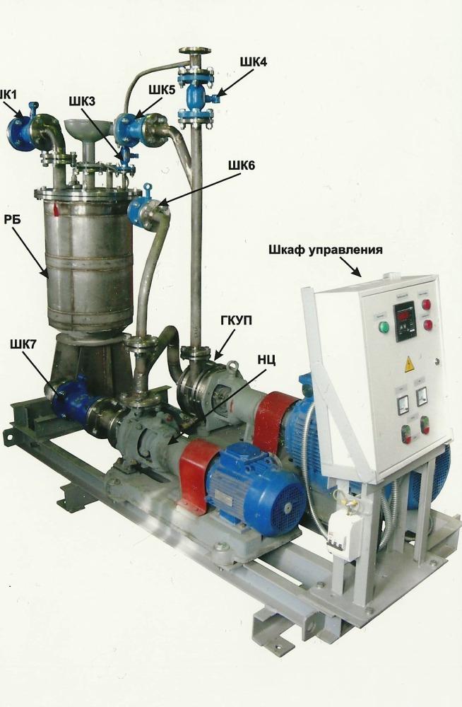 Преобразователь жидкости ПЖД-1